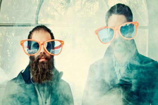 GRUNGECAKE presents Los Angeles duo Capital Cities