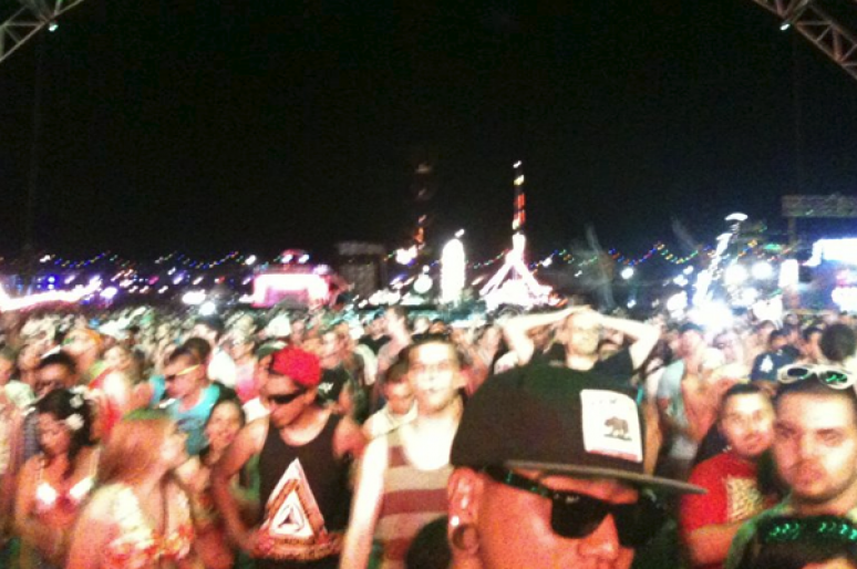 Review: Electric Daisy Carnival at Las Vegas Motor Speedway