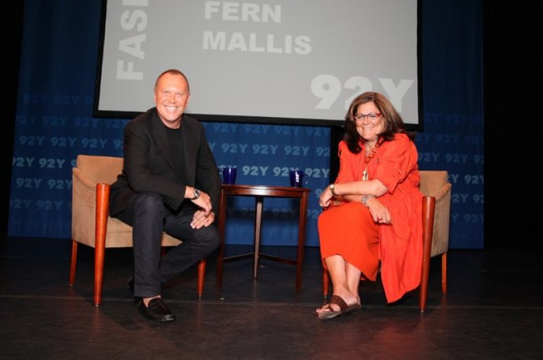 It's all about timing: A night with Michael Kors
