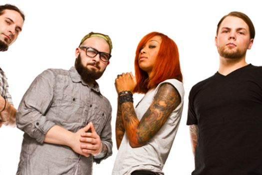 Interview: Keeping The Stitches In Place with Frontwoman of SLS, Alexis Brown
