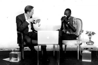Nick Knight Interviews Alek Wek