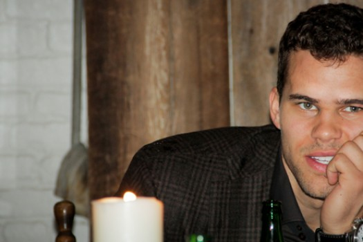 Kris Humphries Is Doing The Right Thing