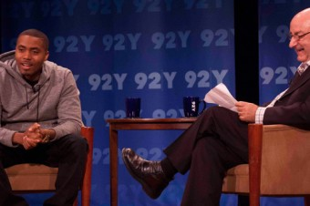 Music is good When you can understand It: Nas at 92Y with Anthony DeCurtis
