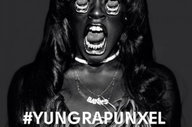 "Watch: Azealia Banks' ""Yung Rapunxel"""
