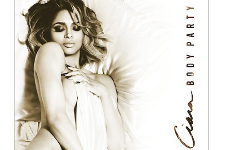 "Listen To Ciara's New Single ""Body Party"""