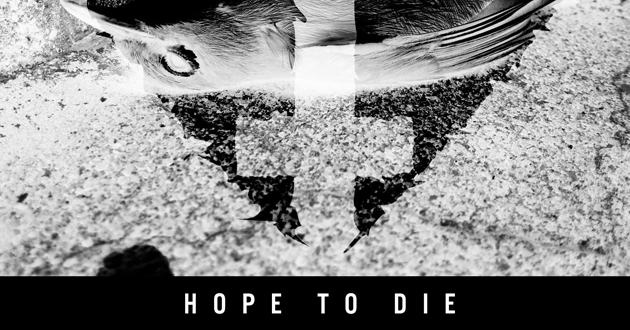 """Cross My Heart Hope To Die"" cover art"