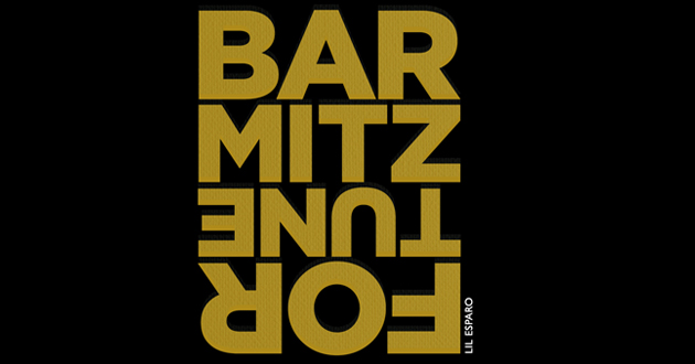 "Lil' Esparo's ""BarmitzFortune"" cover art"