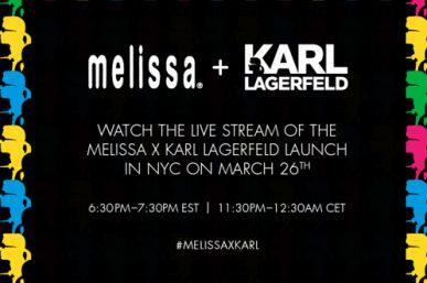 Stream: Melissa x Karl Lagerfeld Launch (New York)