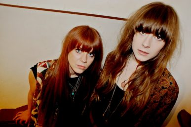 """Video Premiere: The Pearl Harts' """"Wolf Eyes"""""""