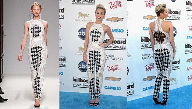 Miley-in-Balmain