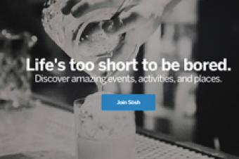 Sōsh hopes to increase fun, while you're here