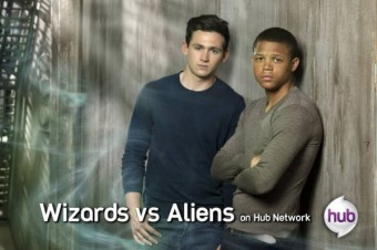 "Wizards vs Aliens Makes U.S. Debut on ""The Hub"" Network"