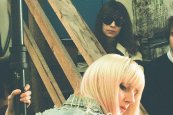 Interview: White Lung at 4Knots Festival