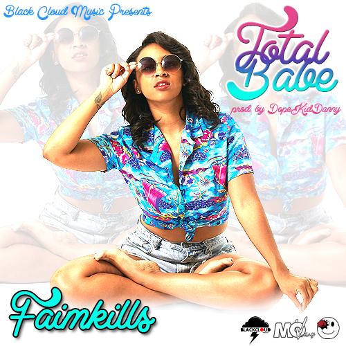 "Faimkill's ""Total Babe"" cover art"