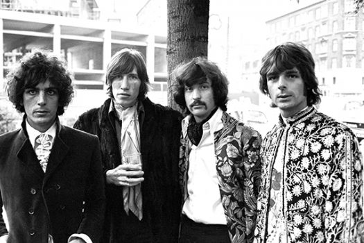 A New Pink Floyd Album Is In The Works