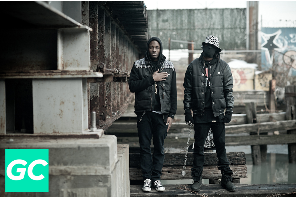 "BTS: Audio Push and Joey Badass' ""Tis The Season"" video"