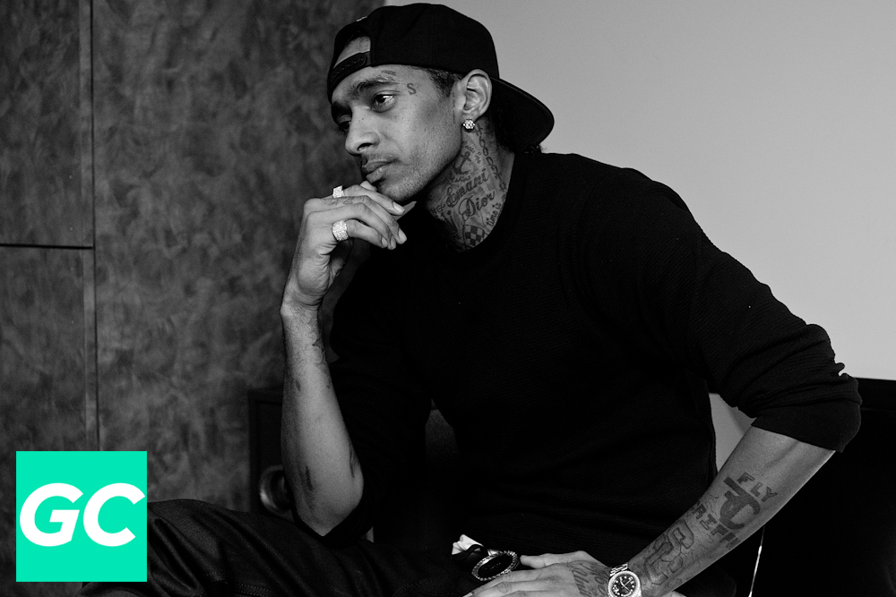 28 Nipsey Hussle Tattoos: Interview: Nipsey Hussle At Highline Ballroom