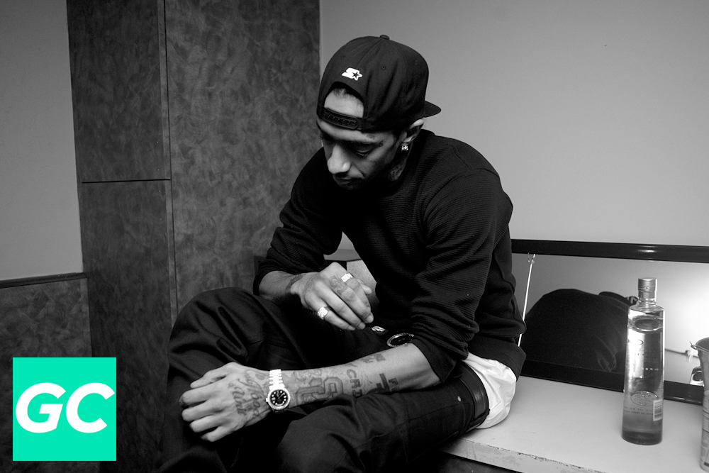Nipsey Hussle at Highline Ballroom