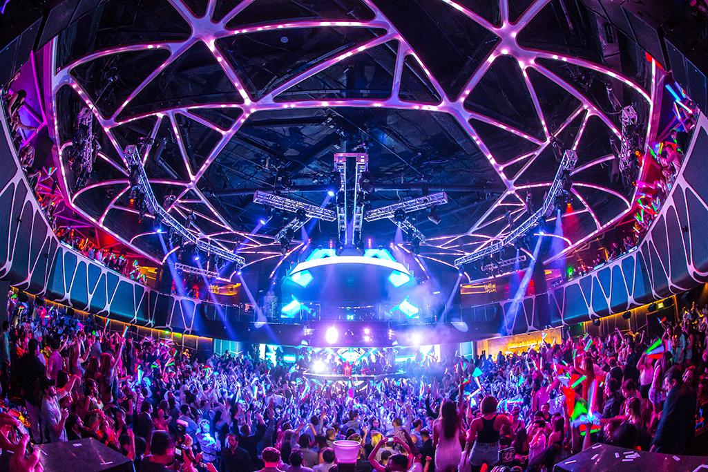 Hakkasan Las Vegas Nightclub and Wet Republic at MGM Grand in Las Vegas