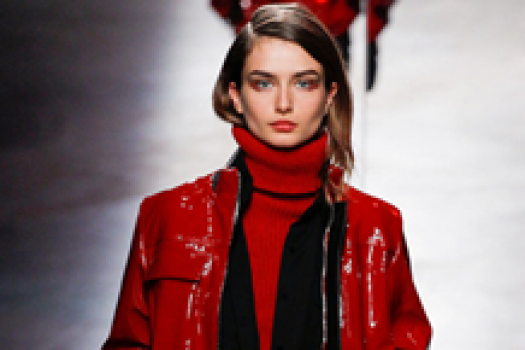 Anthony Vaccarello's Steaming Hot Fall 2014 Collection
