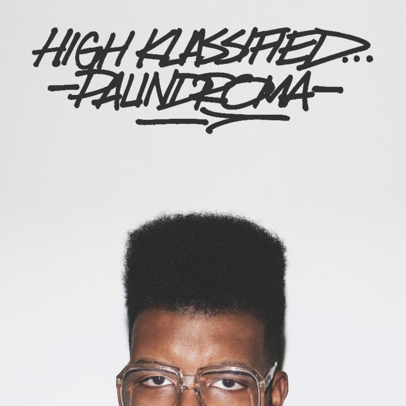 "High-Klassified's ""Palindroma"" cover art"