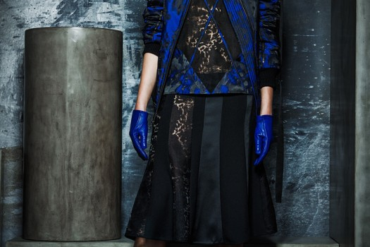 Rachel Roy's Fall 2014 Collection Is Simply Cool