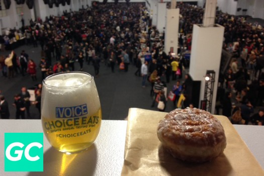 Review: The Village Voice Choice Eats 7th Annual Tasting