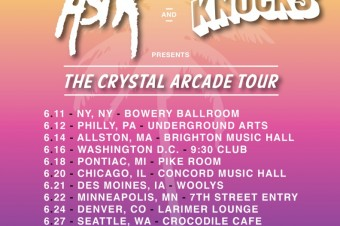 "ASTR Announces ""The Crystal Arcade Tour"" Dates"