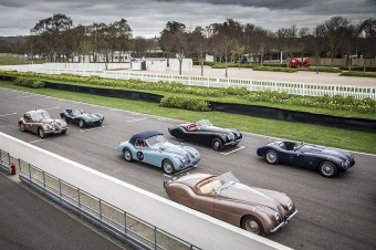Jaguar Announces A Stellar Line-Up Of Cars and Drivers for the 2014 Mille Miglia