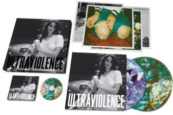 "Lana Del Rey Shares ""Ultraviolence"" Release Date, Box Set"