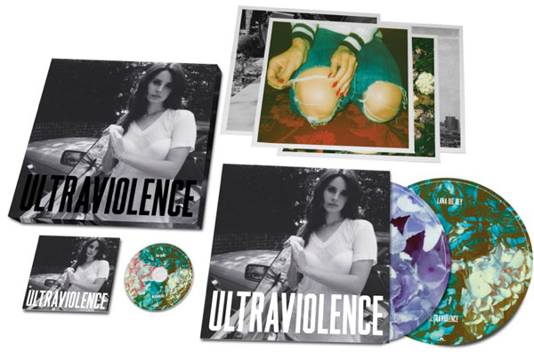 "Lana Del Rey's ""Ultraviolence"" box set"
