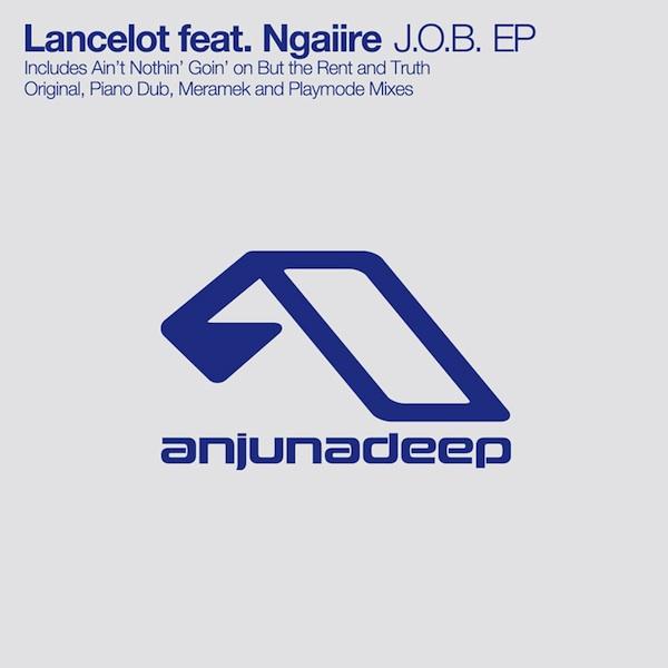 "Lancelot's ""J.O.B."" EP cover"