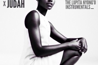 Lupita Nyong'o, Celebrated Through The JUDAH Instrumental