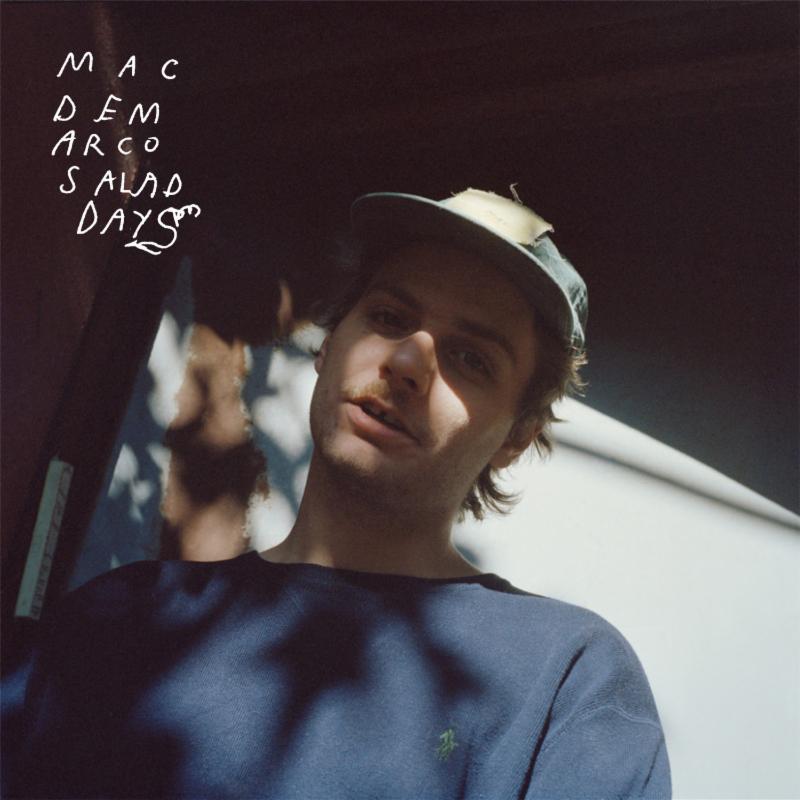 "Mac DeMarco's ""Salad Days"" cover art"