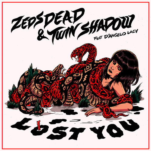 "Zeds Dead & Twin Shadow's ""Lost You"" cover art"