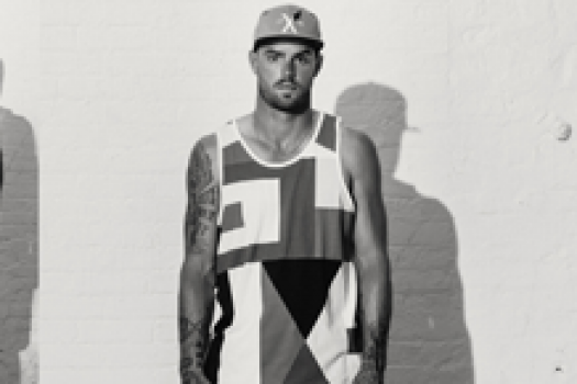 "10.DEEP Shares Summer 2014 ""Island Life"" / Victory Look Book"
