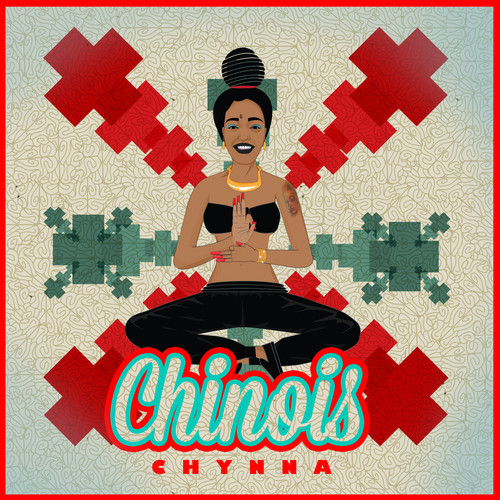 "Chynna's ""Chinois"" EP cover art"