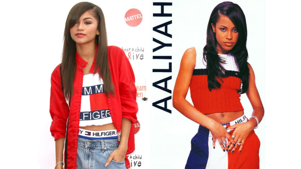 Zendaya Coleman as Aaliyah