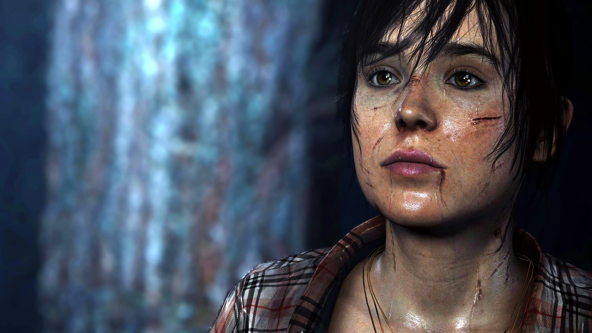 Beyond: Two Souls (Ellen Page)