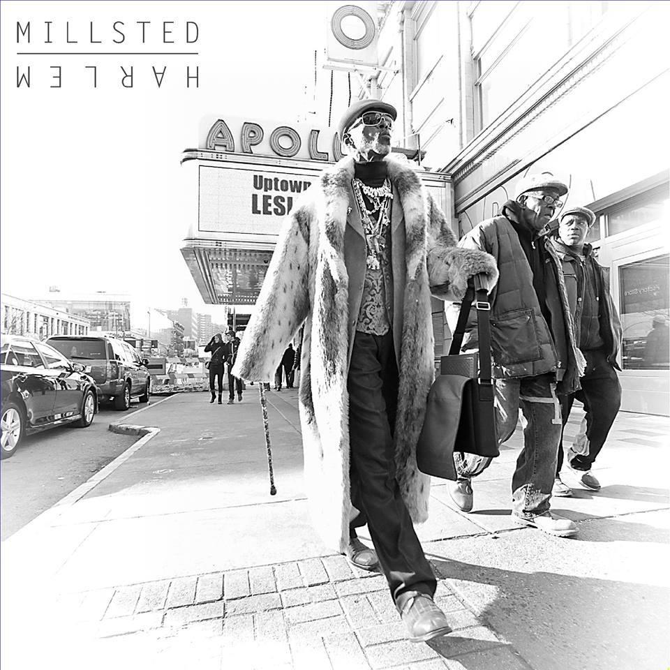 """Millsted's """"Harlem"""" cover art"""