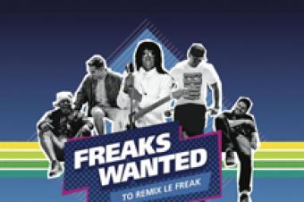 "#GTBFreaks: Nile Rodgers And Rudimental To Remix ""Le Freak"""