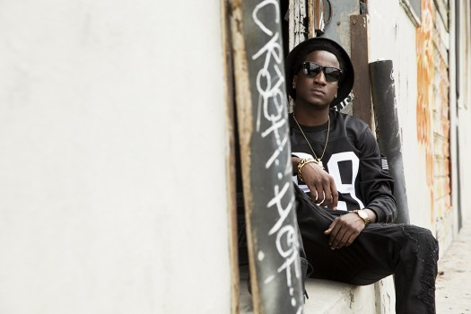 "K Camp Shares ""Blessing"" Video"