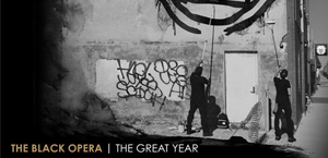 "The Black Opera's ""The Great Year"" cover art"
