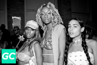 Recap: Warm Up 2014 at MoMA PS1 (Dai Burger, Junglepussy and Princess Nokia)