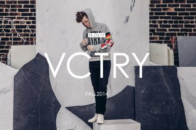 """10.DEEP Shares Fall 2014 """"VCTRY"""" Look Book"""