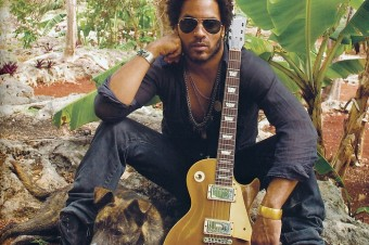 "Lenny Kravitz premieres ""New York City"""