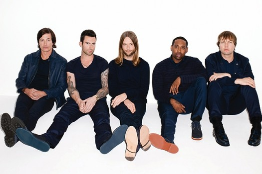 Maroon 5 Share Tour Dates