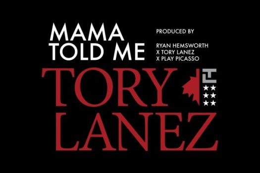 """Hear Tory Lanez's New Track Titled """"Mama Told Me"""""""