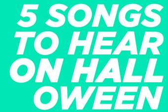 5 Songs To Listen To On Halloween