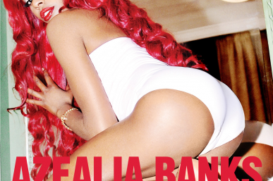 "Watch: Azealia Banks' ""ATM Jam"" Featuring Pharrell"
